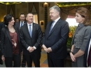 Президент Украины встретился со спикером Кнессета Израиля