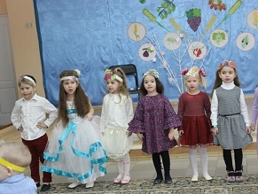 Tu BiShvat Brings Winter Cheer to the FSU