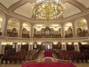 В стамбульской синагоге евреев защитили касками