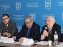 Во Львове состоялся круглый стол «Человечность над бездной ада: феномен Праведников мира»