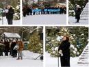 На Еврейском кладбище Таллинна Рахумяє состоялась церемония памяти