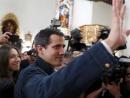 Евреи Венесуэлы приняли признание Израилем главы оппозиции