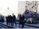 Моравецкий, Нетаньяху и Пенс почтили память героев Варшавского гетто
