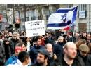 Французские политические партии объединяются для предстоящего митинга в Париже, посвященного противодействию антисемитизму