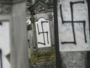 На востоке Франции осквернены более 80 еврейских могил