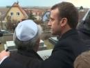 Антисемиты сорвали телеэфир президента Франции