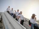 В память о покойном раввине Экштейне: 243 репатрианта прибыли в Израиль