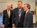 Городской голова Днепра провел встречу с главой Американского еврейского конгресса
