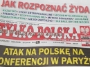 "Front Page of Polish Newspaper: ""How to Recognize a Jew"""