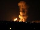 Израильские ВВС наносят удары, террористы запускают ракеты