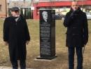 В Кельме открыт памятник Ицхокасу Мерасу