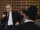 Putin jokes about Jews and money during visit to Crimea