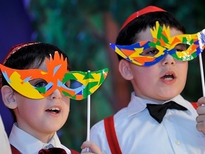 Jews throughout the FSU are filled with anticipation as Purim approaches