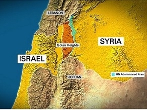 Russia, Iran and Syria slam Trump's Golan Heights comments