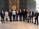 Визит делегации Львовской облгосадминистрации в Израиль