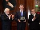 Латиноамериканский еврейский конгресс наградил короля Испании за закон о возвращении гражданства