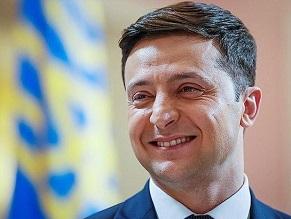 Jewish comedian gets top votes in Ukrainian election