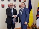 Посол Израиля в Украине Джоэль Лион и глава Одесской ОГА обсудили перспективы сотрудничества