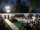 Sgt. Zachary Baumel being laid to rest on Mount Herzl in Jerusalem