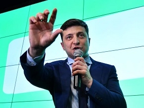 Ukraine's next president could be Jewish — and it is not an issue