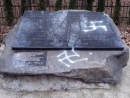 Monument in Poland to mass graves of Jewish Holocaust victims vandalized