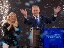 После подсчета 97% голосов «Ликуд» и «Кахоль Лаван» получают по 35 мандатов
