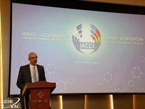 Israel shows interest in imports from Azerbaijan