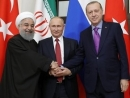 Russia, Turkey, Iran Call for Syrian Territorial Integrity After Golan Recognition