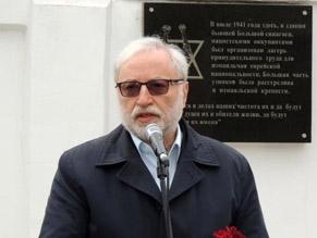 Сопрезидент Ваада Украины Иосиф Зисельс провел лекционную сессию в Измаильском гуманитарном университете