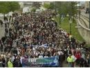 Тысячи венгров приняли участие в ежегодном «Марше жизни в Будапеште»