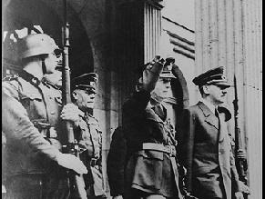 Вице-мэр Бухареста установит в центре города памятник убийце евреев