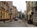 Старую Еврейскую улицу Львова открыли для пешеходов
