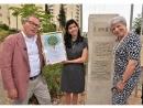 В Хайфе открылся парк в память о Праведнике народов мира