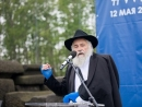 Poway Rabbi Inspires in Auschwitz