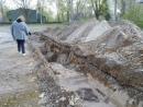 На территории старого еврейского кладбища Таллинна проведены археологические исследования