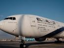 Самолет «Эль-Аля» совершил экстренную посадку в Ларнаке с горящим двигателем