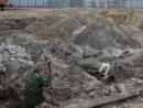 Специалисты ЗАКА приехали на раскопки останков узников Брестского гетто