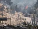 Сильные пожары в Израиле: эвакуированы сотни семей