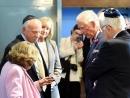 Принц Чарльз во время визита в Белфастскую синагогу встретился с участницей «Киндертранспорта»
