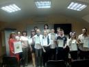 В Киеве наградили  победителей городского этапа олимпиады по ивриту
