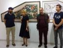 В Киеве открылась выставка «Ostinato» Матвея Вайсберга и Пинхаса Фишеля
