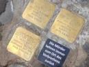 Вандалы осквернили «камни преткновения» в Риме