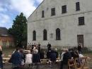 В Калварии почтили память еврейской общины города