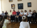 Еврейские делегации из пяти стран побывали в одесском «Мигдале»