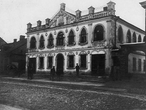 Nazi Stolen Synagogue to be Restored to its Former Glory