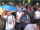 Никакого «нападения» на харьковский офис Украинского еврейского комитета не было
