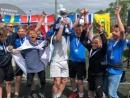 Юниоры эстонского «Маккаби» выиграли серебро на Кубке PGT
