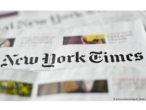 The New York Times отказывается от публикации политических карикатур