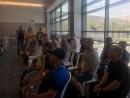В Израиль приехала первая группа легальных рабочих из Украины