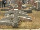 Злоумышленники осквернили еврейские кладбища в ЮАР